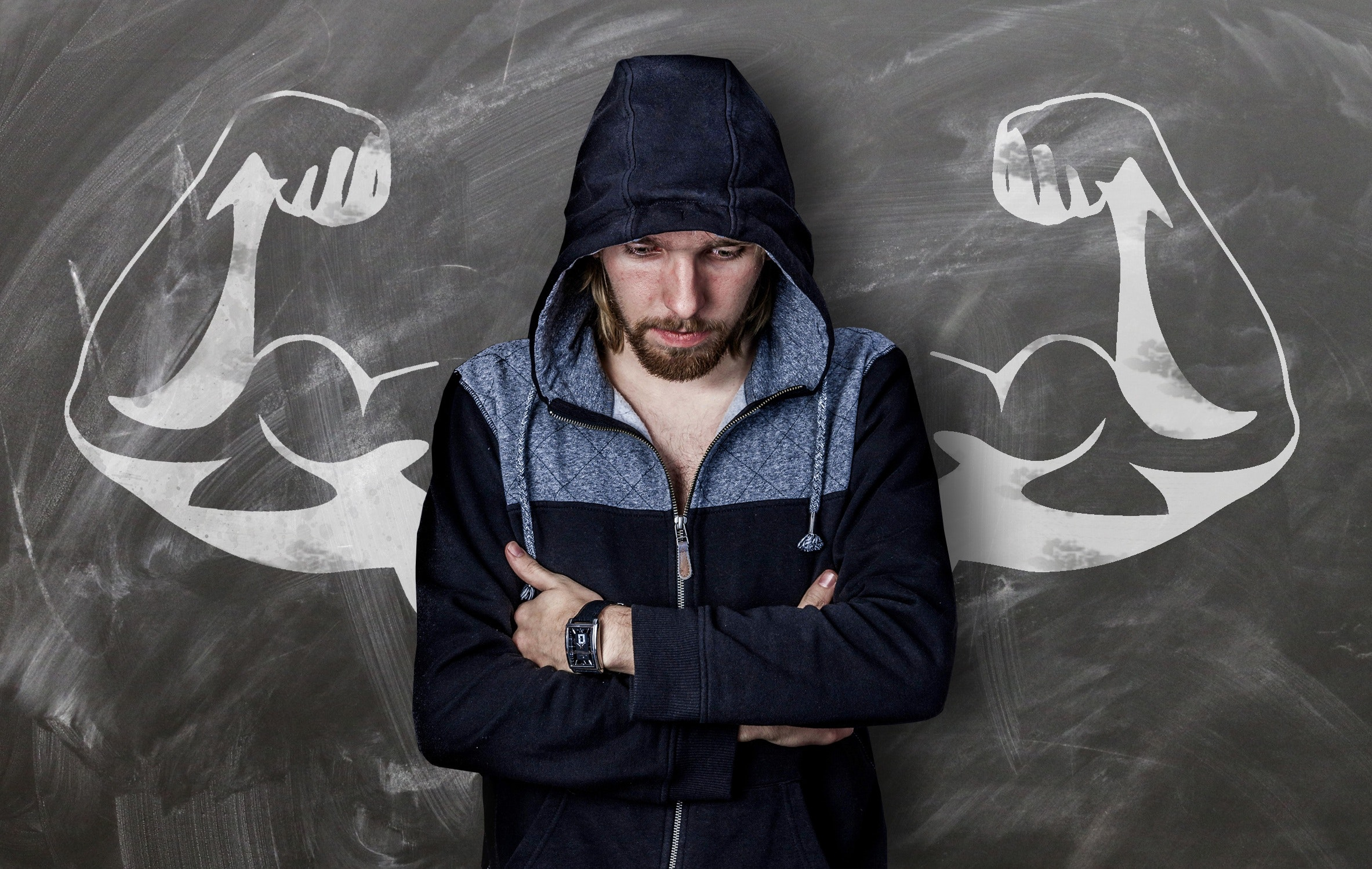 stock image men masculinity
