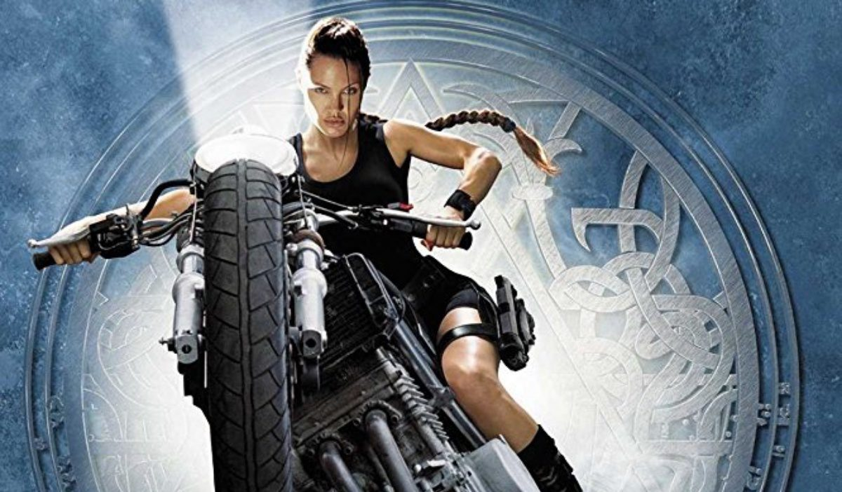 Angelina Jolie in Lara Croft: Tomb Raider (2001)