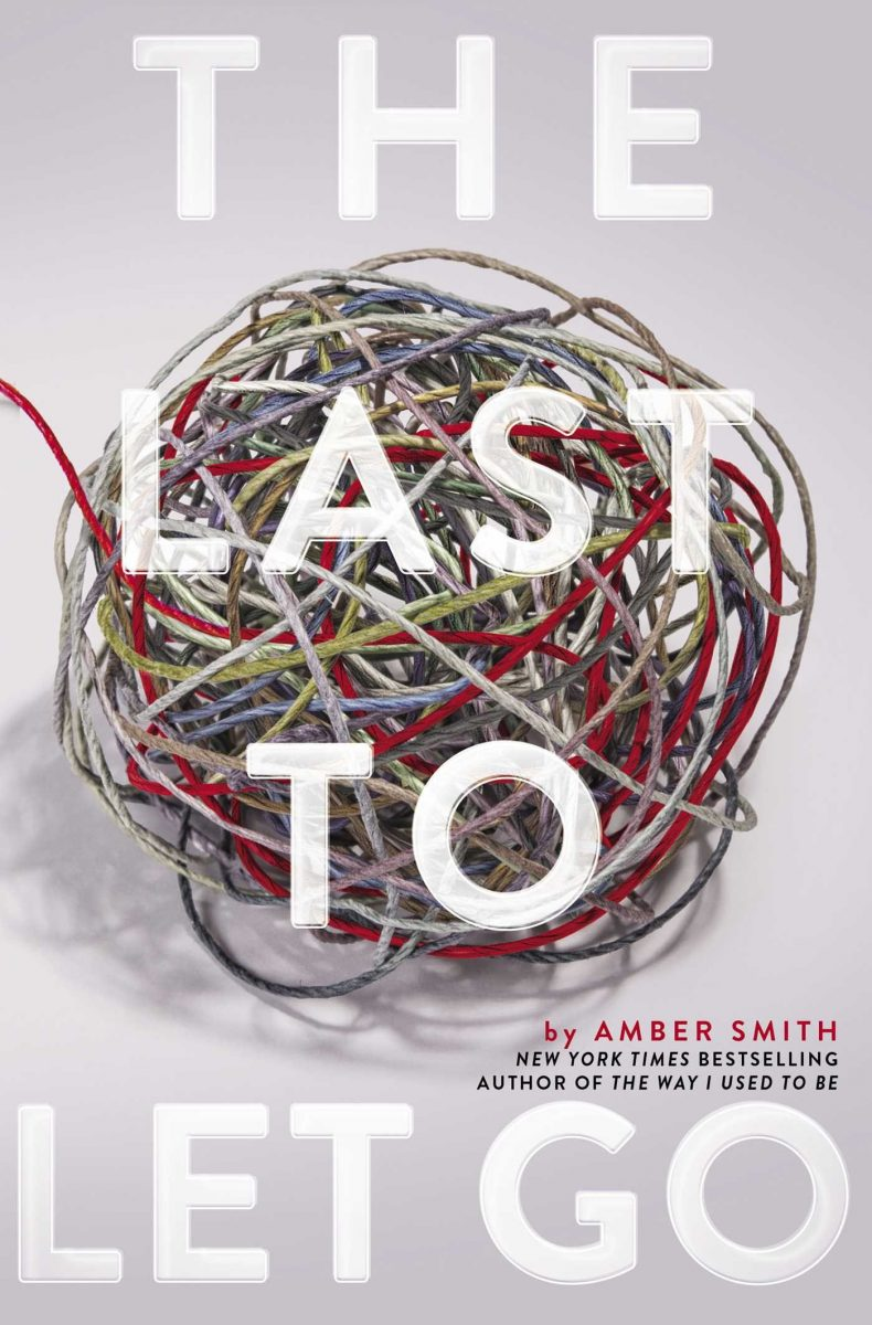 the last to let go book cover