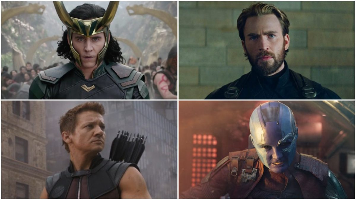 Characters likely to die in Avengers Infinity War