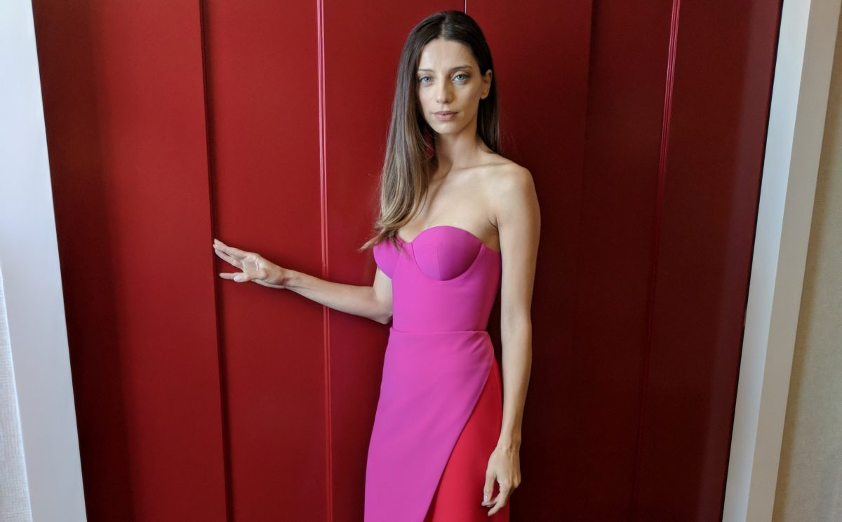 """Angela Sarafyan who plays Clementine on HBO's """"Westworld"""""""