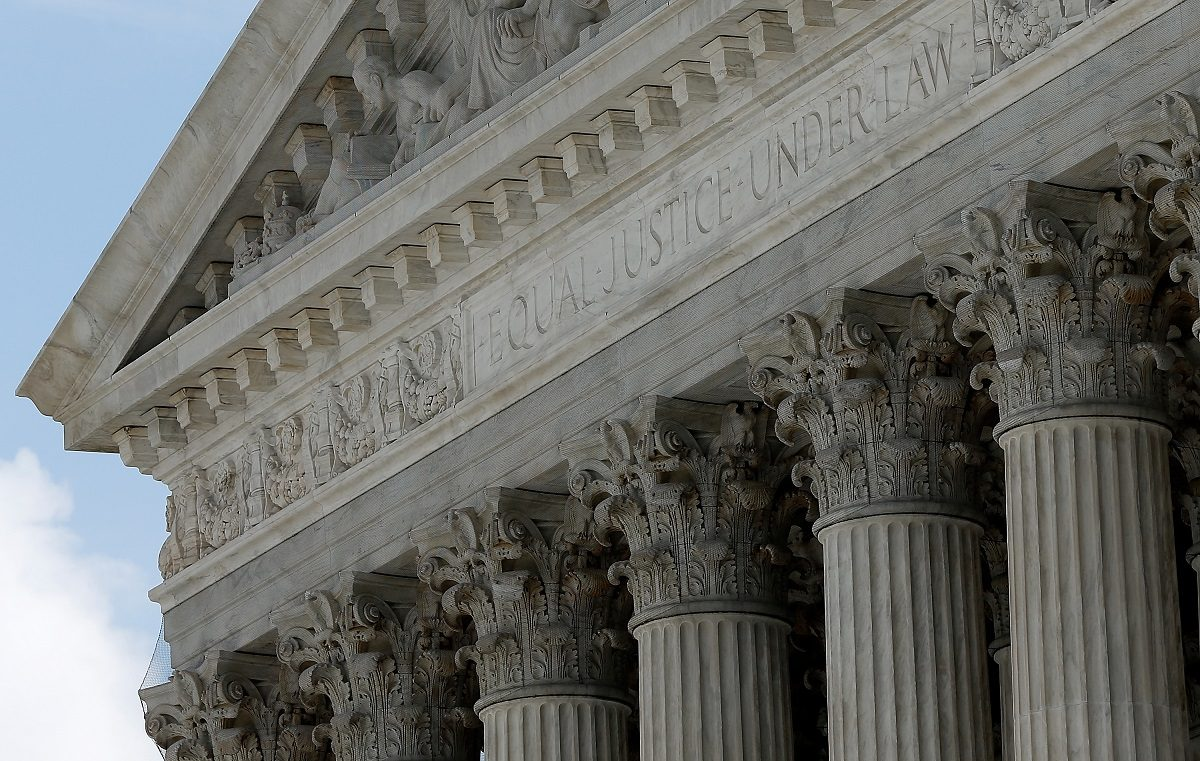 The U.S. Supreme Court (Credit: Win McNamee/Getty Images)