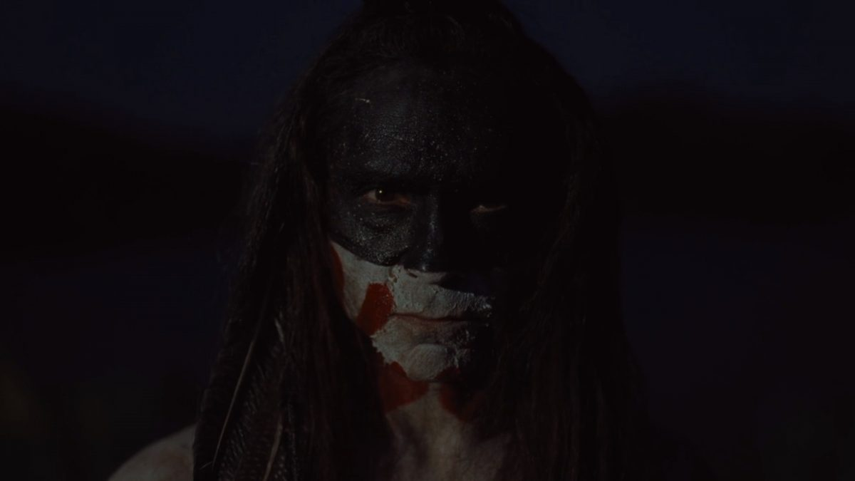Ghost Nation warrior on HBO's 'Westworld'
