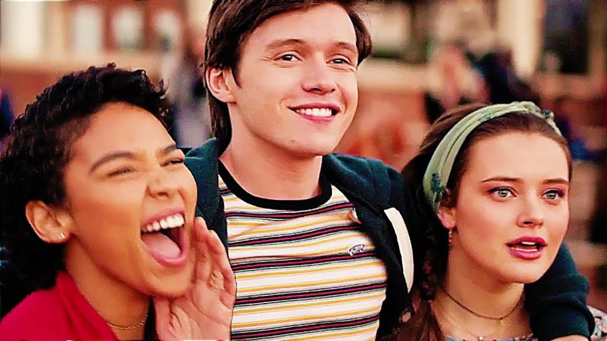 "A scene from ""Love, Simon"""