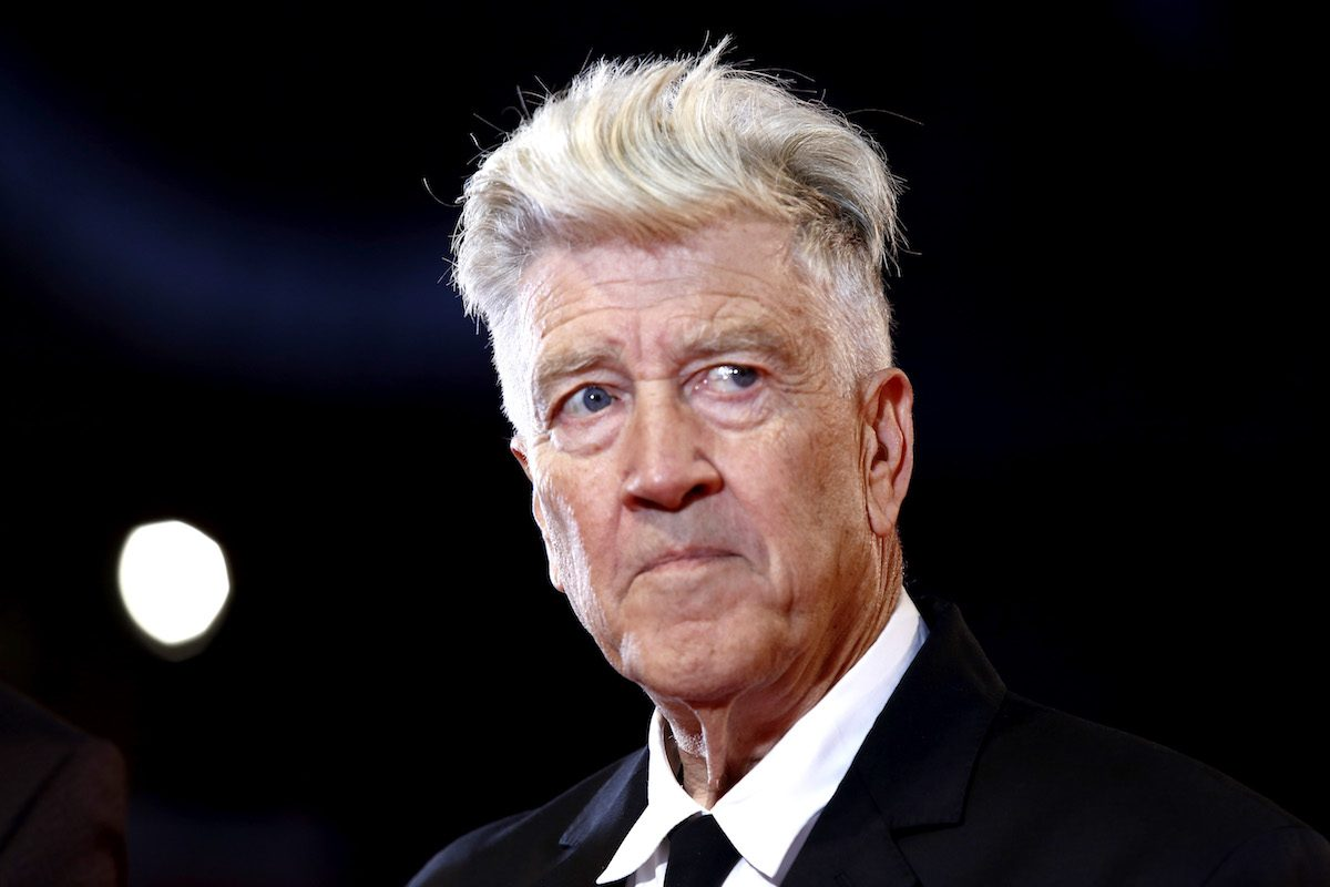 ROME, ITALY - NOVEMBER 04: David Lynch walks the red carpet during the 12th Rome Film Fest at Auditorium Parco Della Musica on November 4, 2017 in Rome, Italy. (Photo by Ernesto S. Ruscio/Getty Images)