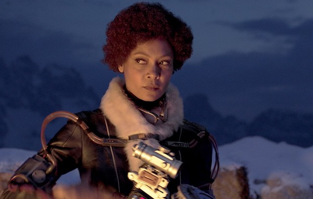 Thandie Newton in Solo: A Star Wars Story
