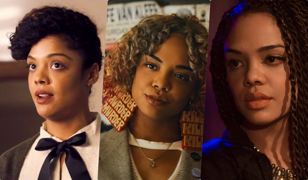 Tessa Thompson Roles