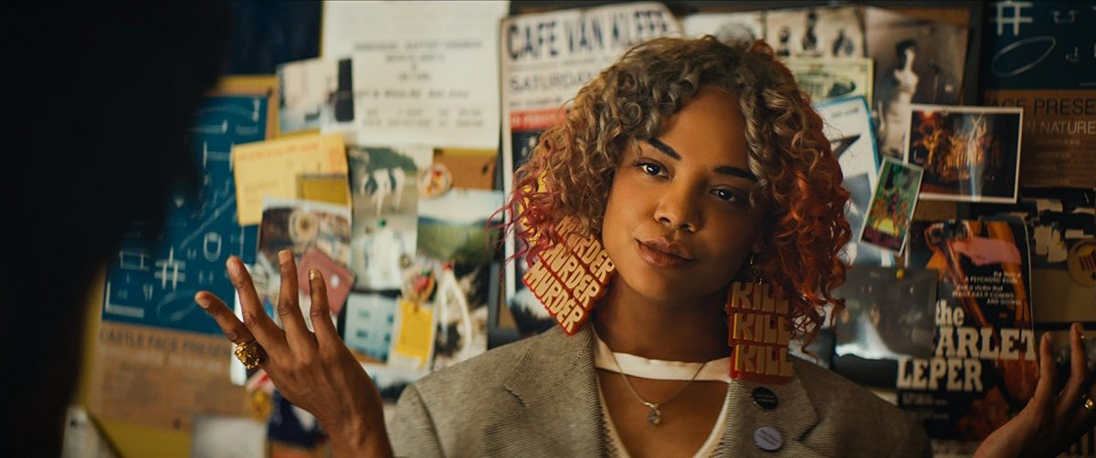 Tessa Thompson in Sorry to Bother You (2018)