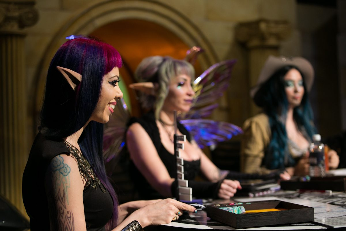 Dungeons & Dragons d&d sirens of the realm satine phoenix