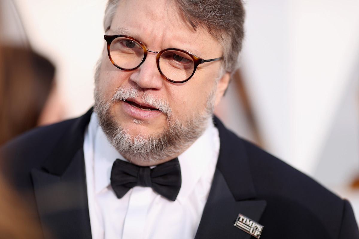 Guillermo del Toro attends the 90th Annual Academy Awards