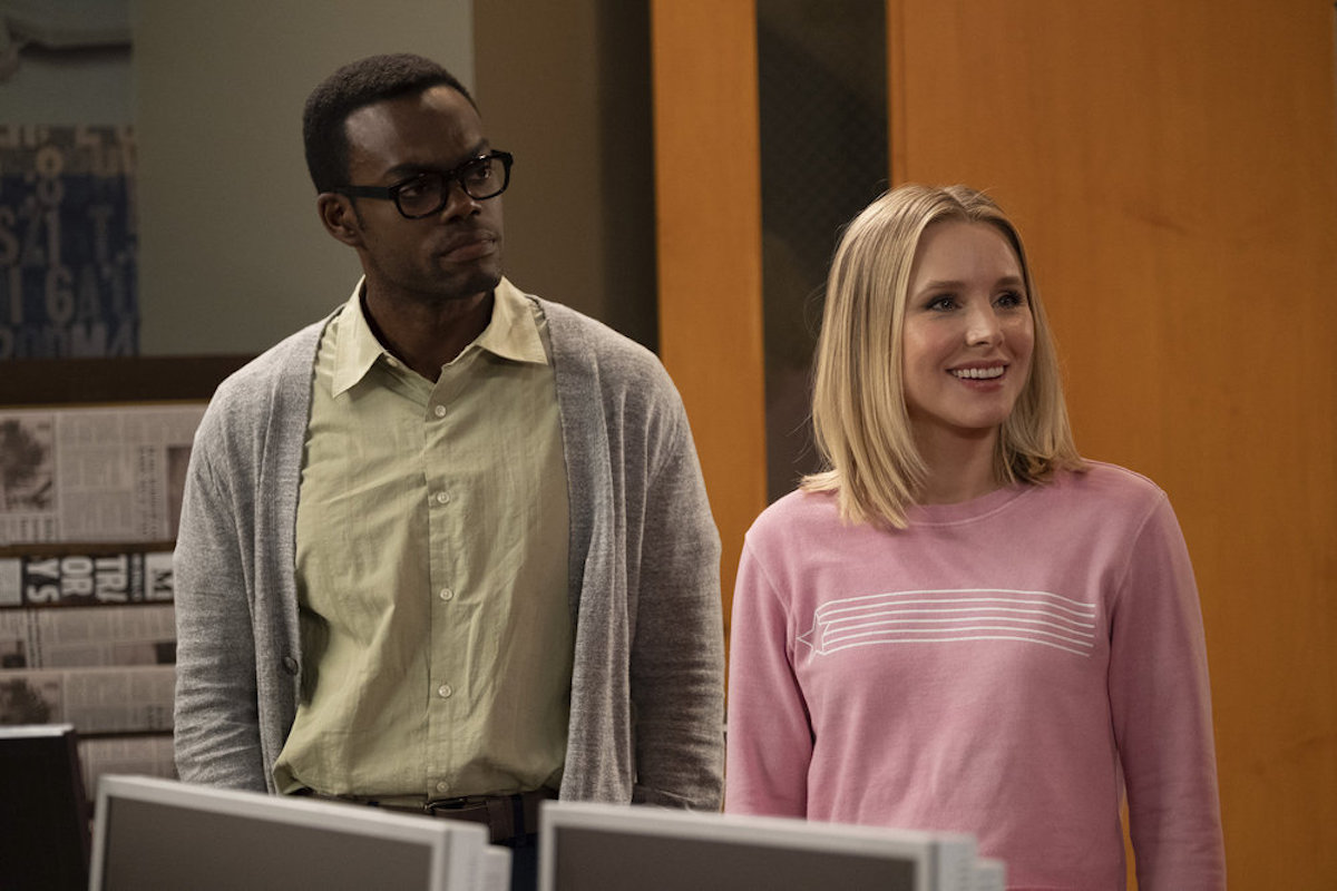 The Good Place - Season 3 jeremy bearemy