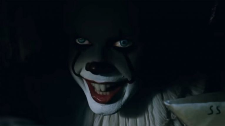 it movie 2017 pennywise