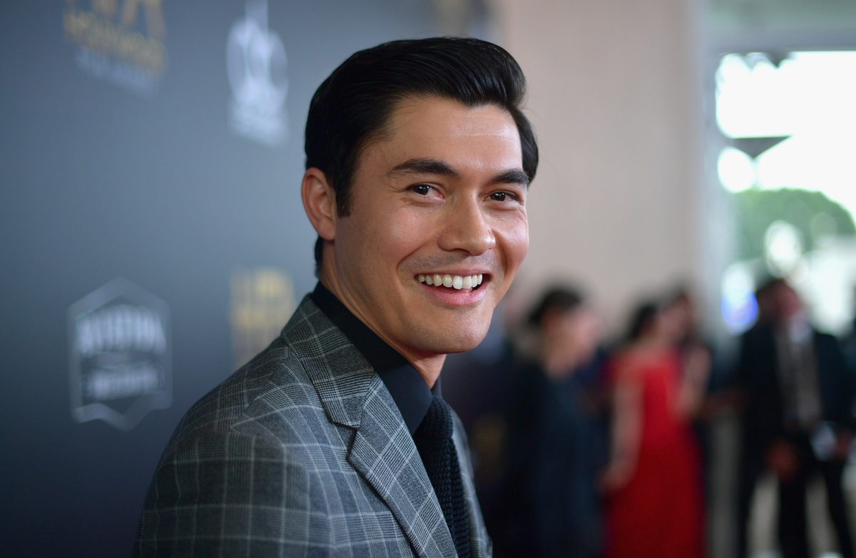 Henry Golding attends the 22nd Annual Hollywood Film Awards at The Beverly Hilton Hotel on November 4, 2018 in Beverly Hills, California. (Credit: Matt Winkelmeyer/Getty Images for HFA)