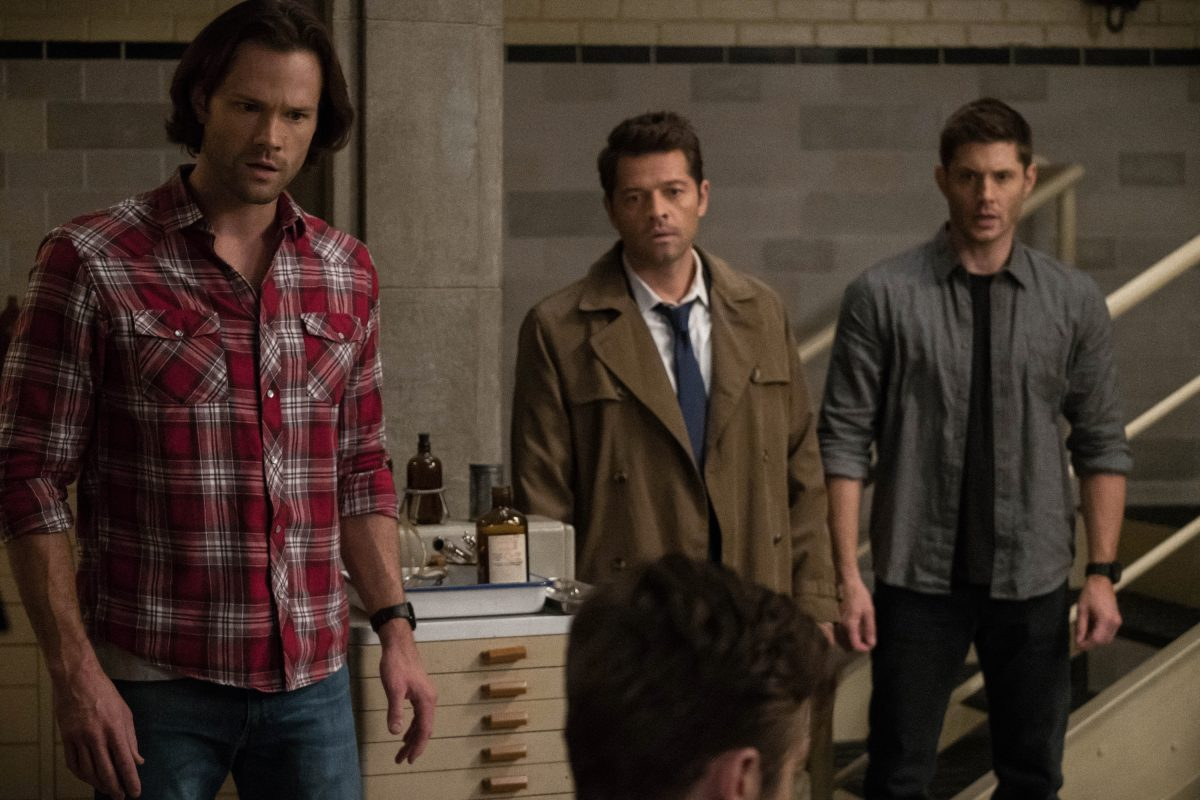 team free will supernatural