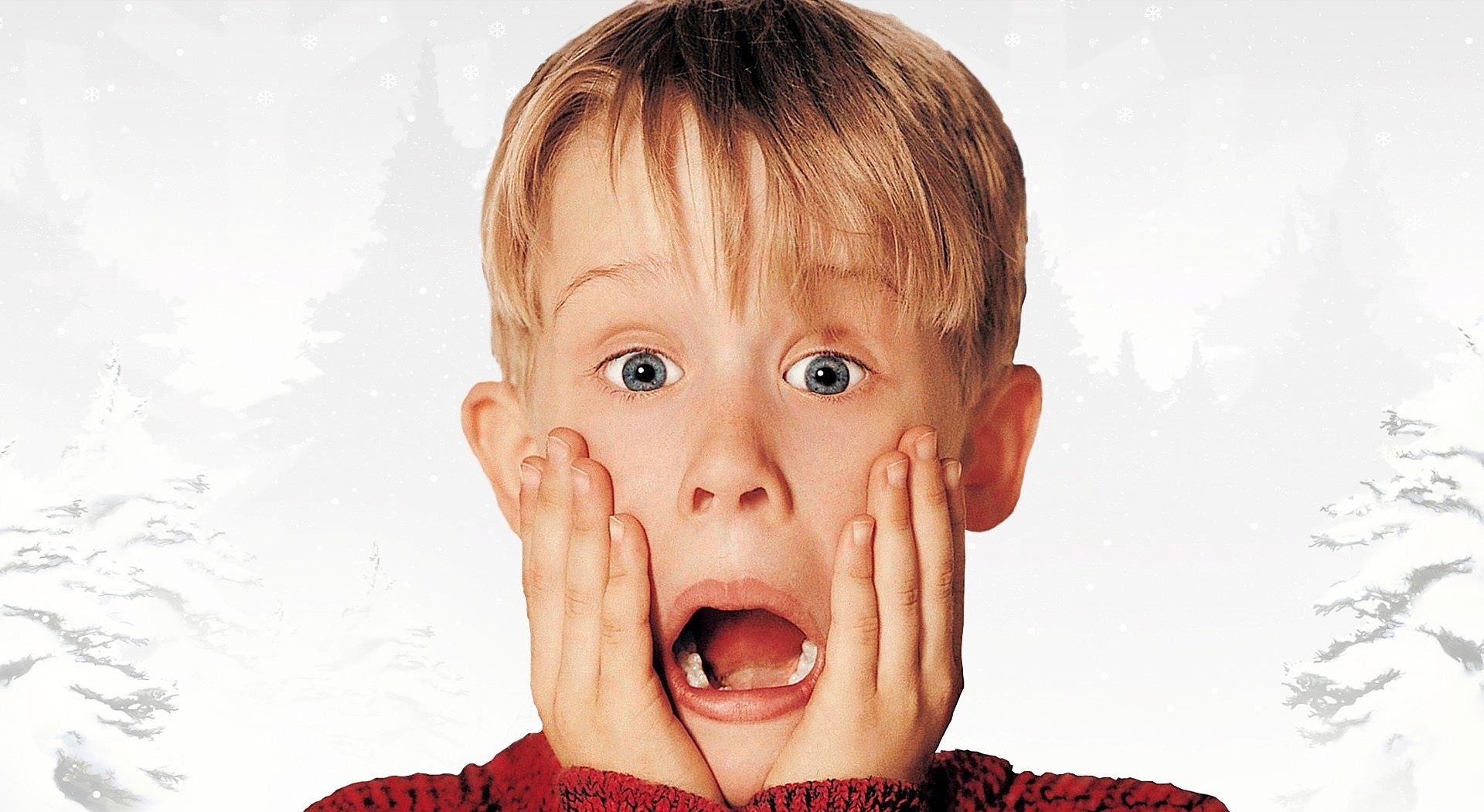 Macauley Culkin stars as Kevin McCallister in Home Alone