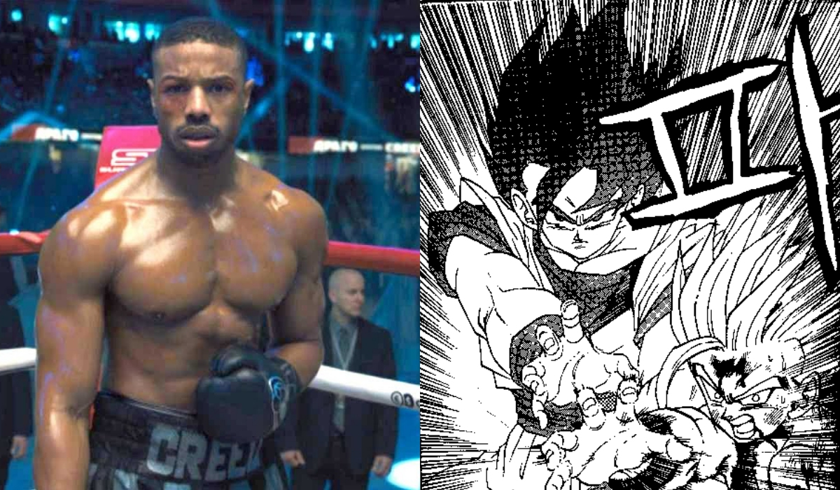 Creed II DBZ