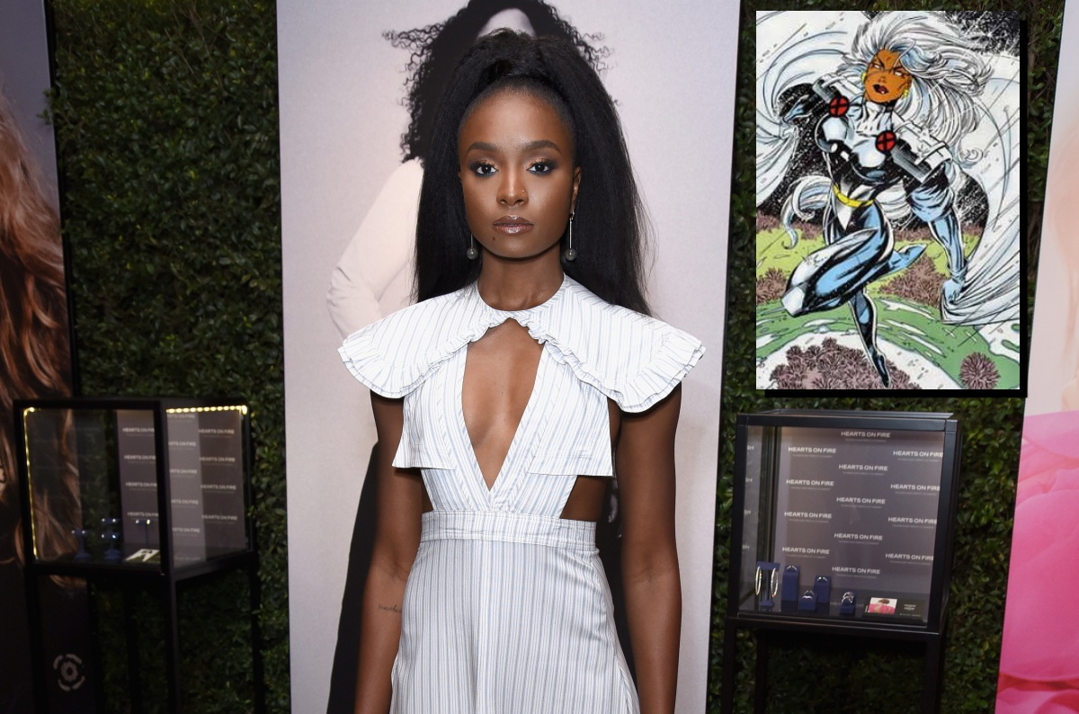 ELLE's 25th Annual Women In Hollywood Celebration Presented By L'Oreal Paris, Hearts On Fire And CALVIN KLEIN - Hearts On Fire LOS ANGELES, CA - OCTOBER 15: Kiki Layne attends ELLE's 25th Annual Women In Hollywood Celebration presented by L'Oreal Paris, Hearts On Fire and CALVIN KLEIN at Four Seasons Hotel Los Angeles at Beverly Hills on October 15, 2018 in Los Angeles, California. (Photo by Presley Ann/Getty Images for ELLE Magazine)