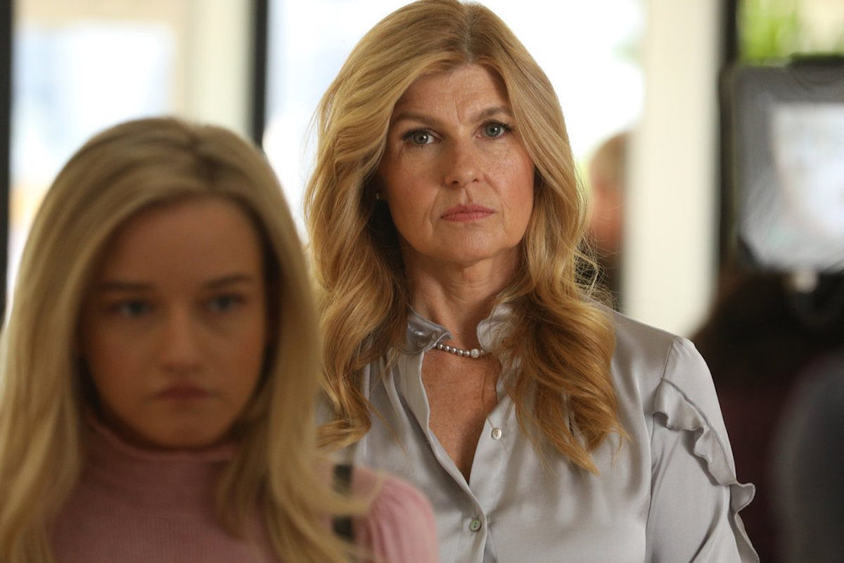 """DIRTY JOHN -- """"This Young Woman Fought Like Hell"""" Episode 108 -- Pictured: Connie Britton as Debra Newell"""