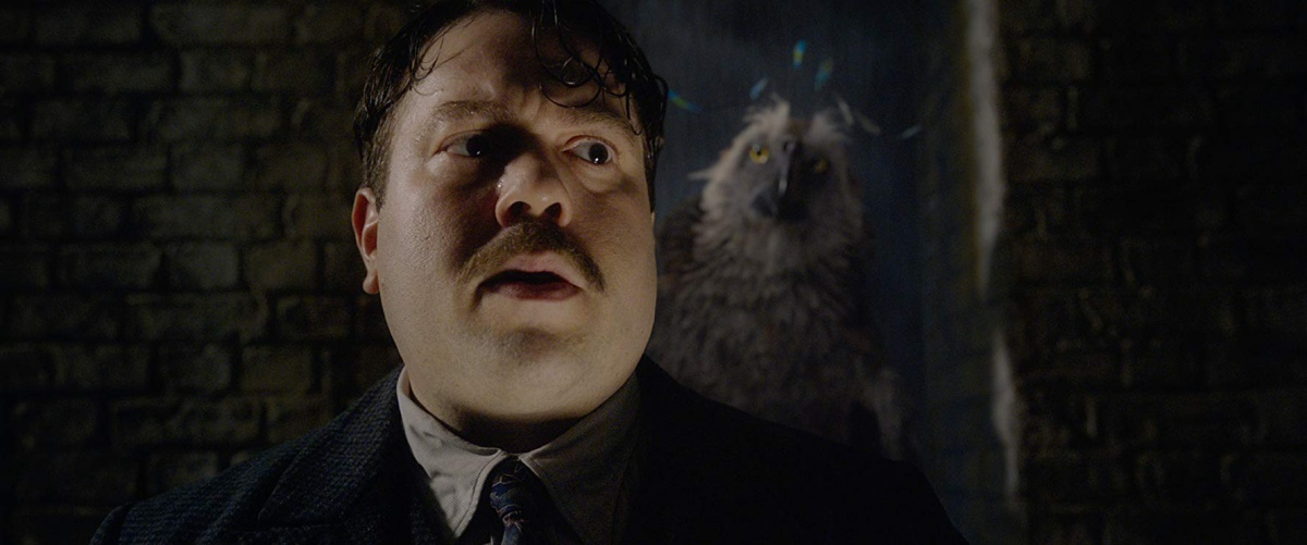 Dan Foger Fantastic Beasts: The Crimes of Grindelwald (2018)