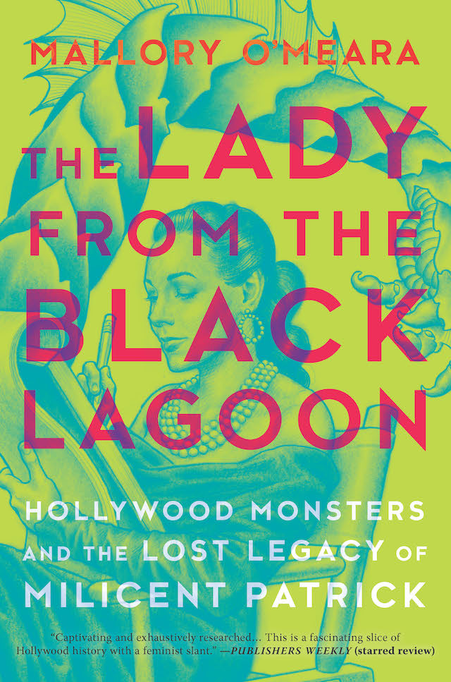 The Lady from the Black Lagoon book voer