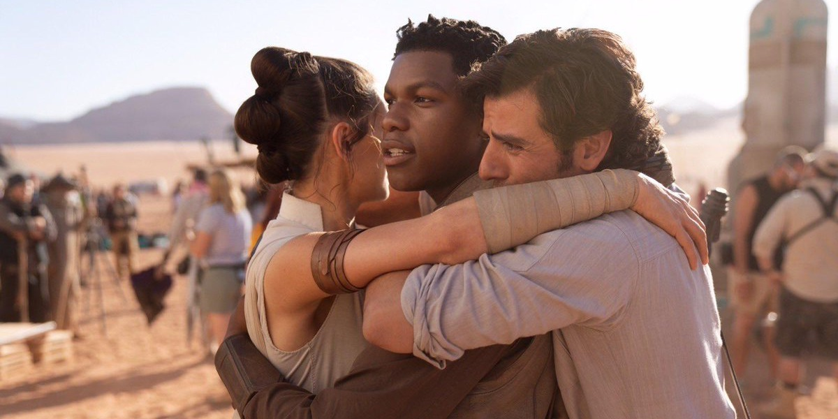 Journey To The Rise Of Skywalker Books Give Us Trio Content The Mary Sue