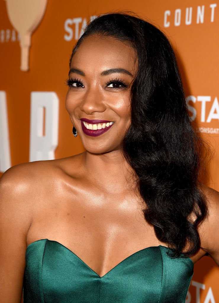 betty gabriel stars in counterpart and get out.