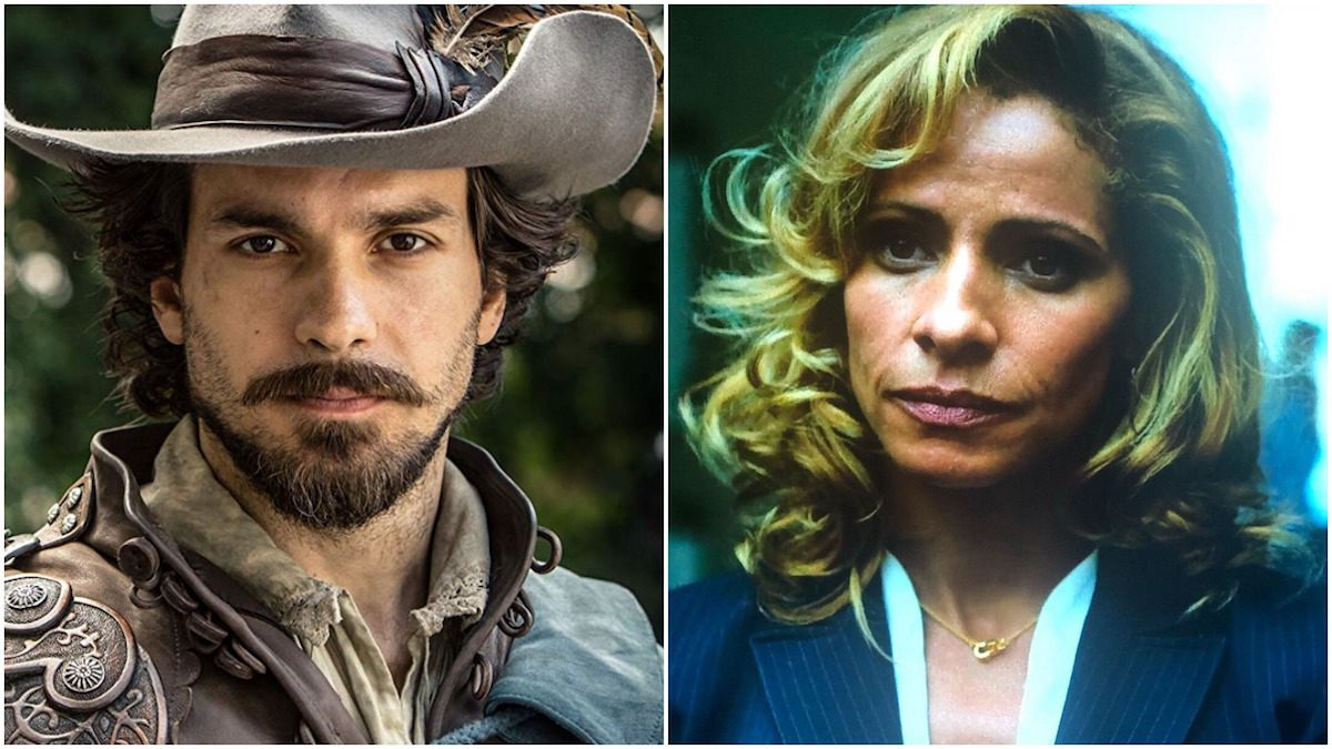 Santiago Cabrera and Michelle Hurd to star in Picard Star Trek show
