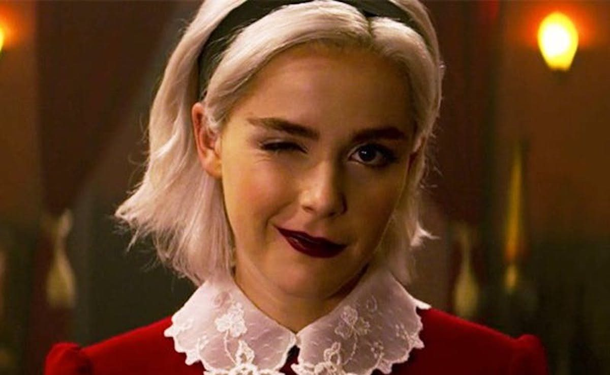 Image result for chilling adventures of sabrina