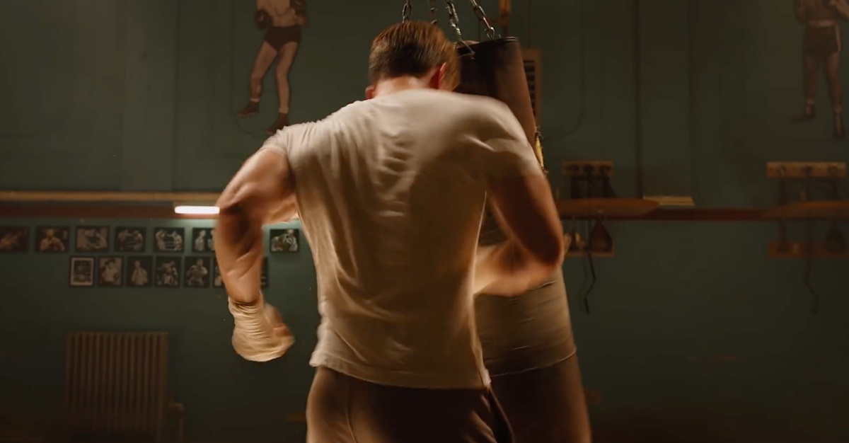 Chris Evans Steve Rogers America's Ass