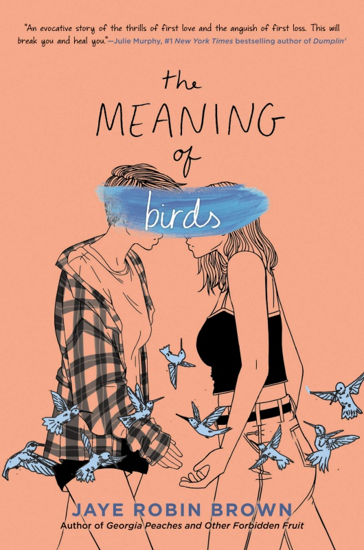 The Meaning of Birds cover by Jaye Robin Brown