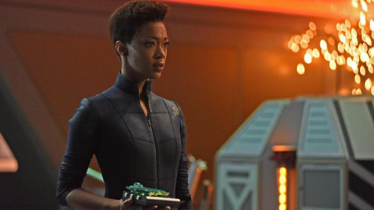 Star Trek Discovery goes into the future
