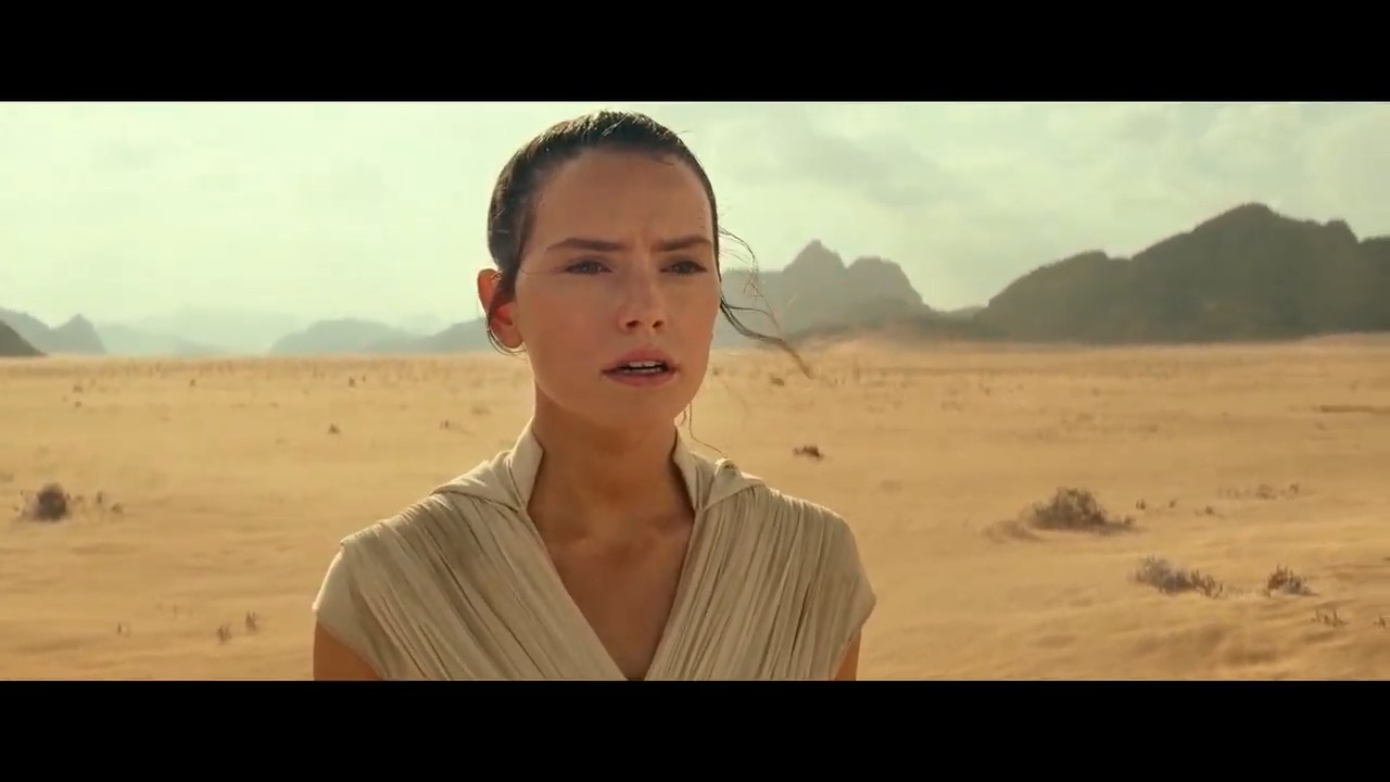 I Love Rey S New Costume In The Rise Of Skywalker The Mary Sue