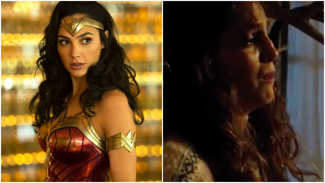 Wonder Woman 1984 and American Horror Story: 1984 creators bicker over a shared title.