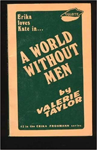 A World Without Men book cover.