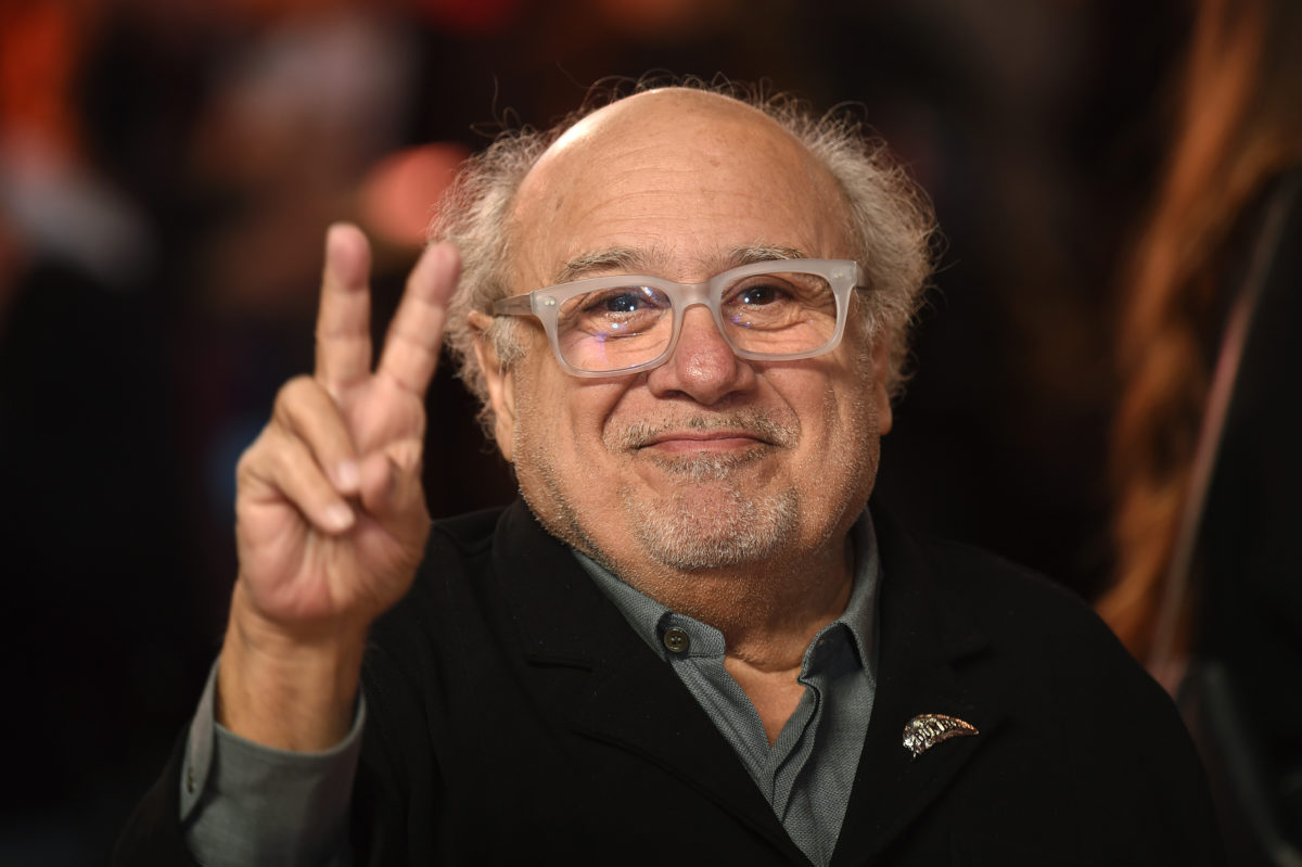 Danny DeVito Really Wants You To Stay Inside During The Coronavirus Outbreak