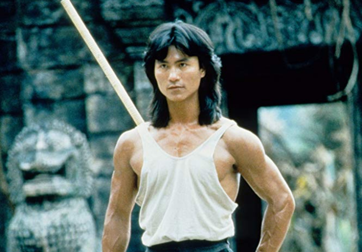 Robin Shou in Mortal Kombat as Liu Kang
