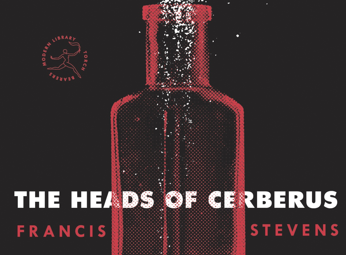 The Heads of Cerberus book cover by Modern Library from new Modern Library Torchbearers collection. (Credit: Modern Library)