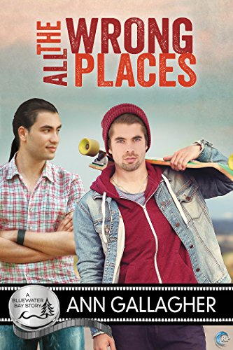 All the Wrong Places book cover.