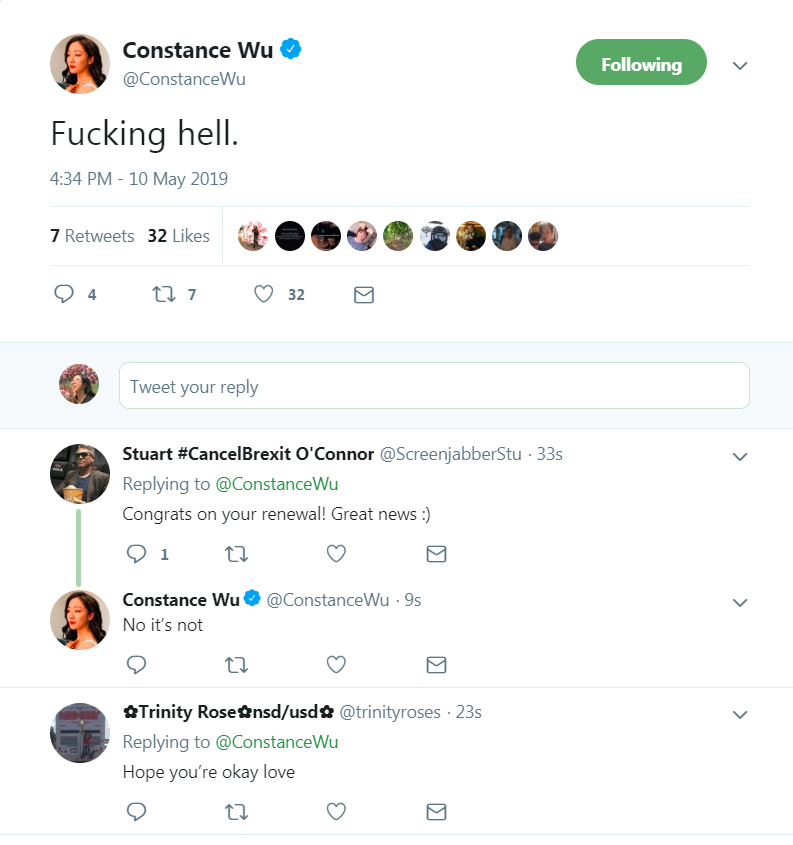 constance wu slamming fresh off the boat.