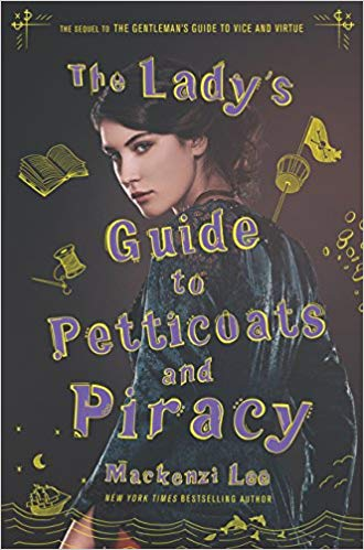 Guide to Petticoats and Piracy book cover.