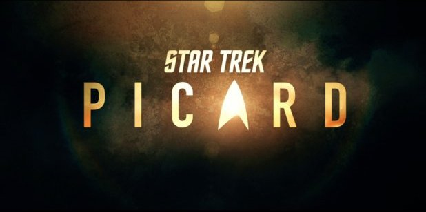 Star Trek: Picard logo for CBS All Access show