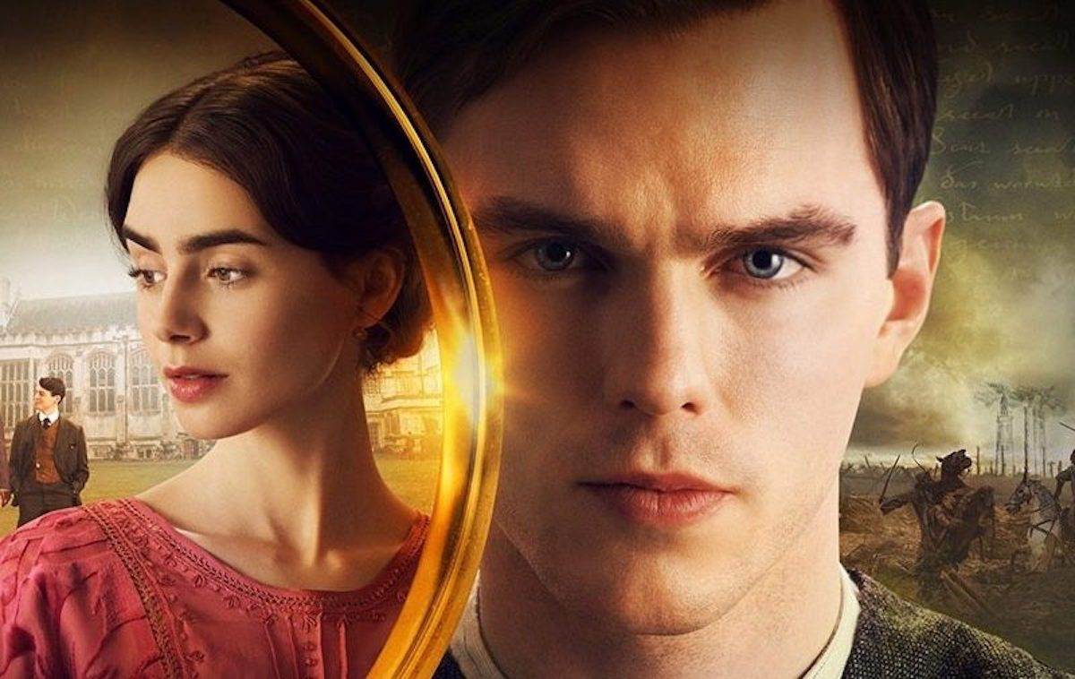 Tolkien movie starring Nicholas Hoult and Lily Collins