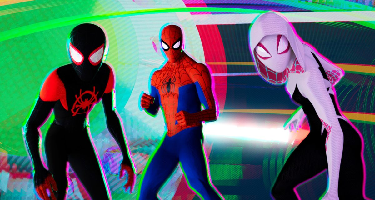 MAN: INTO THE SPIDER-VERSE Sequel Now Appears To Have Started Production