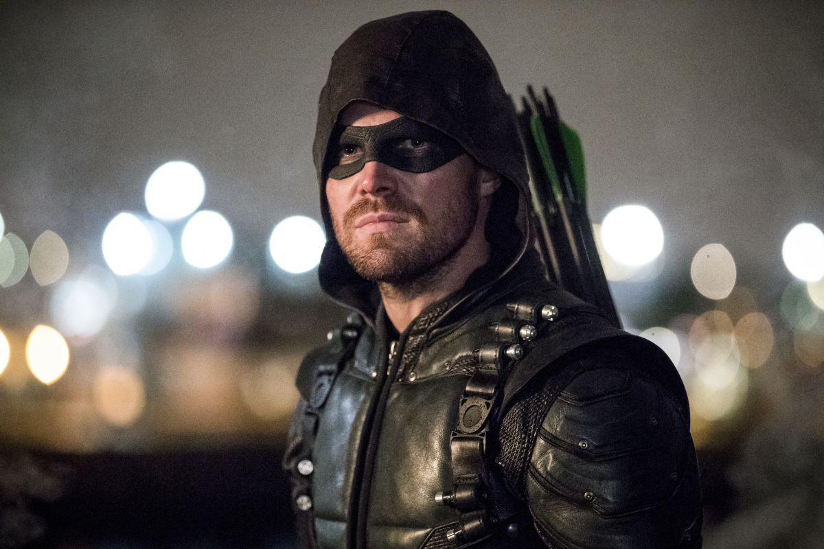 Stephen Amell as Oliver Queen in Arrow (2012)
