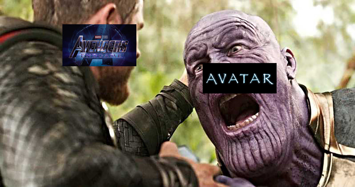 Avengers Endgame Beat Avatar For The 1 Box Office Rejoice The Mary Sue
