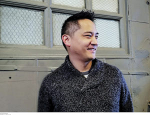 Writer Mike Chen