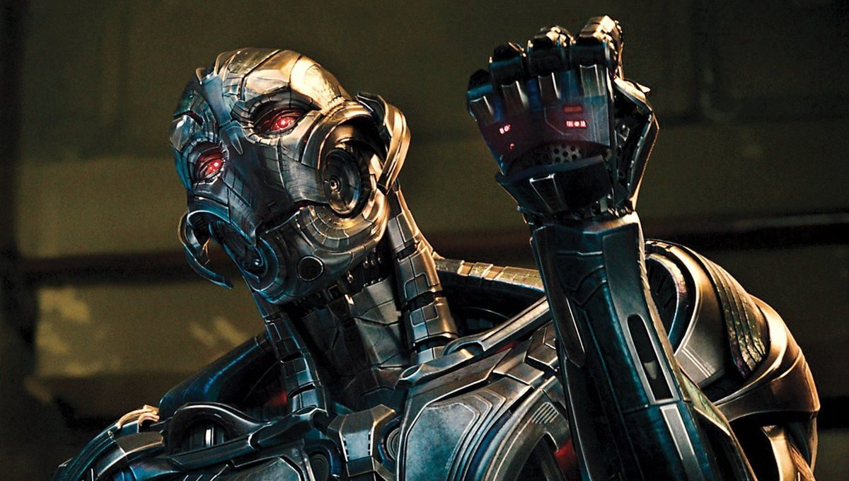 Ultron in Marvel's Avengers: Age of Ultron.