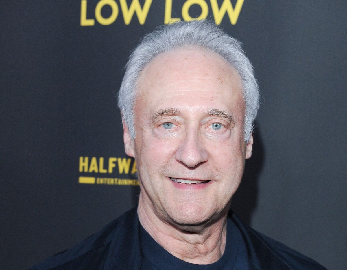 Brent Spiner at the premiere for LOW LOW