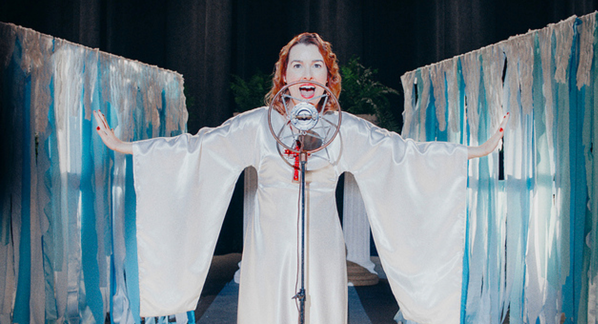 Sister Aimee promises to be a musical feminist romp.