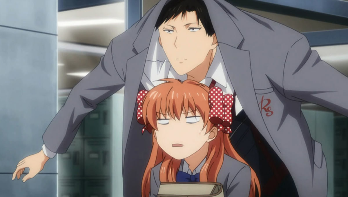 Monthly Girls' Nozaki-kun photo